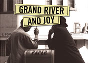 Grand River and Joy book cover detail